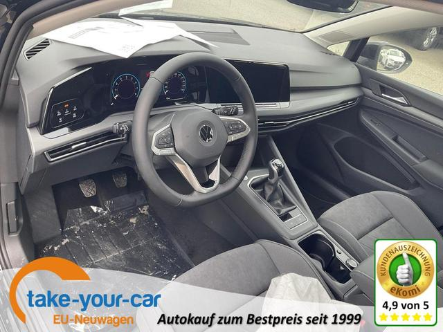 Volkswagen Golf - VIII 1.5 TSI Style, Kamera, Navi, ErgoActive, sofort Vorlauffahrzeug