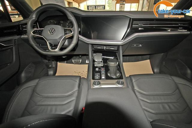 Volkswagen Touareg 3.0 TDI V6 4-Motion R-LINE Black, IQ.Light, Luft, Nachtsicht, Pano