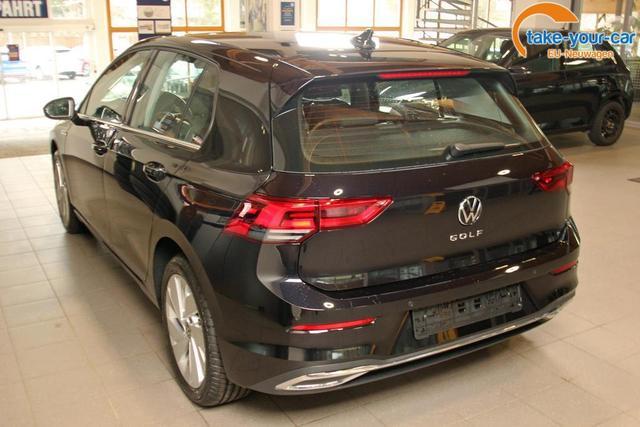 Volkswagen Golf VIII 1.5 TSI Style, Kamera, Navi, ErgoActive, sofort