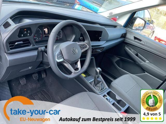 Volkswagen Caddy - 1.5 TSI, LED, DAB, AppConnect, sofort Vorlauffahrzeug