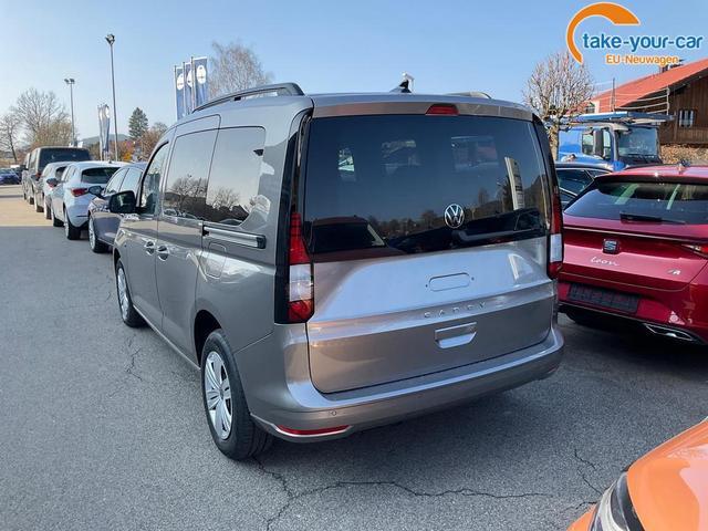 Volkswagen Caddy 1.5 TSI DSG, LED, Einparkhilfe, DAB, sofort