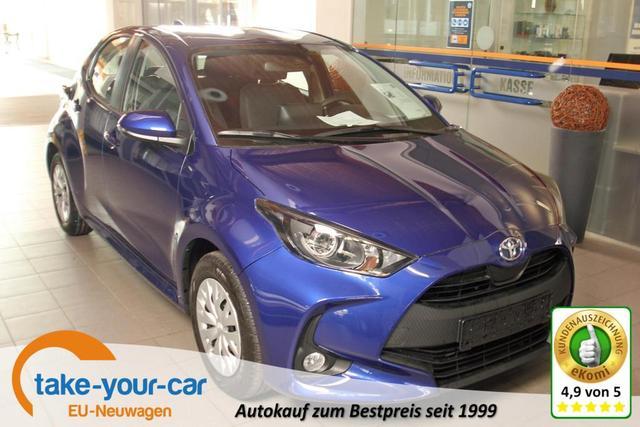 Toyota Yaris - 1.5 VVT-i NG20, Kamera, Winterpaket, ACC Vorlauffahrzeug