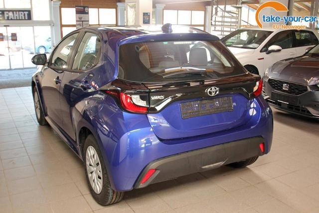 Toyota Yaris 1.5 VVT-i NG20, Kamera, Winterpaket, ACC