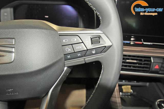 Seat Leon 1.5 TSI ACT Xcellence, Kamera, Navi, Voll-LED, ACC, Parklenk