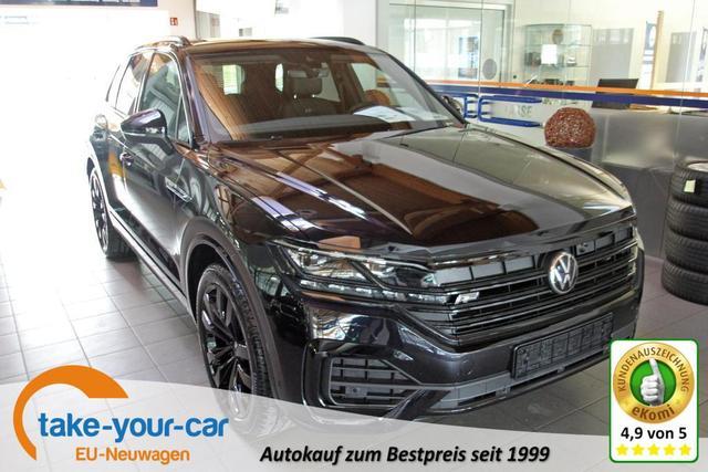 Volkswagen Touareg - 3.0 TDI V6 4-Motion R-LINE Black, IQ.Light, Luft, Nachtsicht, Inno Vorlauffahrzeug
