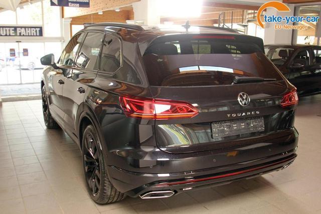 Volkswagen Touareg 3.0 TDI V6 4-Motion R-LINE Black, IQ.Light, Luft, Nachtsicht, Inno