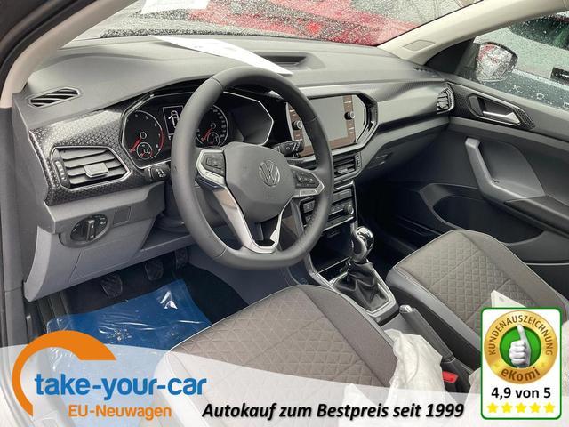 Volkswagen T-Cross 1.0 TSI Style, Kamera, Winter, 4 Jahre Garantie