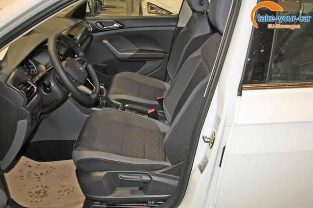 Volkswagen T-Cross 1.0 TSI DSG Style, Kamera, Winterpaket, 4-Jahre Garantie