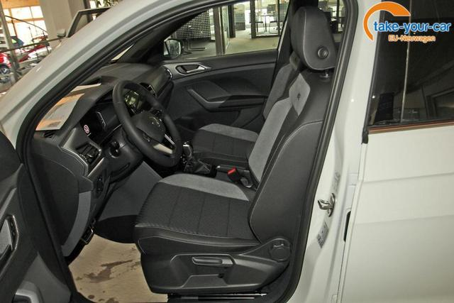 Volkswagen T-Cross 1.5 TSI DSG R-LINE, Navi, Kamera, ACC, LED
