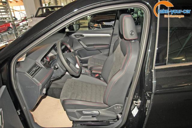 Seat Arona 1.0 TSI FR, Navi, 18-Zoll, Kamera, Dinamica, Parklenk, 5-J Garantie
