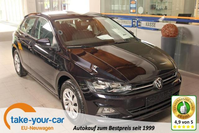 Volkswagen Polo - 1.0 TSI Comfortline, AppConnect, Sitzheizung, 4 Jahre Garantie Vorlauffahrzeug
