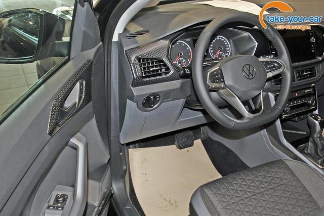 Volkswagen T-Cross 1.0 TSI DSG Style, LED, Kamera, 4-Jahre Garantie