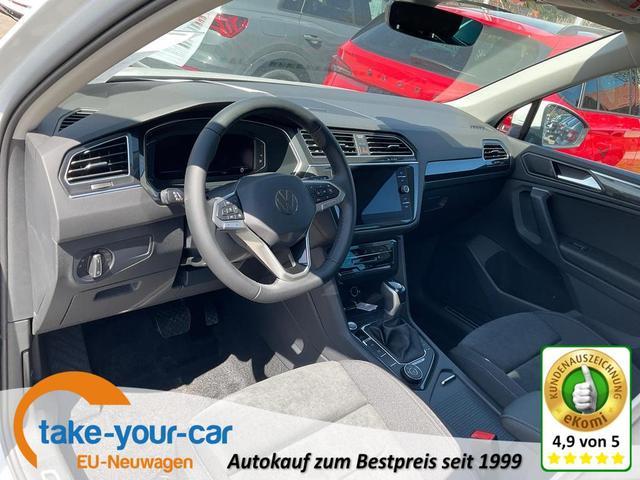 Volkswagen Tiguan 2.0 TDI DSG 4-Motion Elegance, Matrix, Navi