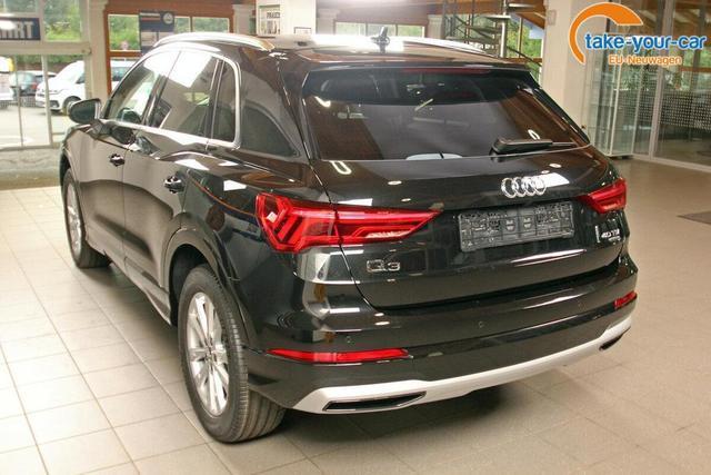 Audi Q3 40 TDI quattro S-Tronic advanced, AHK, Kamera, LED, MMI Plus