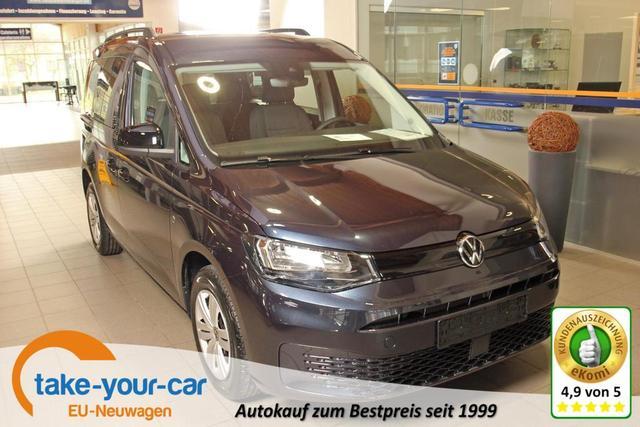 Volkswagen Caddy - 2.0 TDI neues Modell, SOFORT, Kamera, DAB, Winterpaket Vorlauffahrzeug