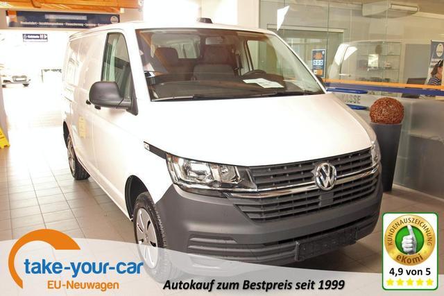 Volkswagen Transporter 6.1 Kastenwagen - T6.1 2.0 TDI Kasten, Einparkhilfe, Bluetooth, Tempomat Vorlauffahrzeug