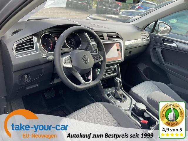 Volkswagen Tiguan 1.5 TSI DSG ACT Life, LED, Navi, AHK