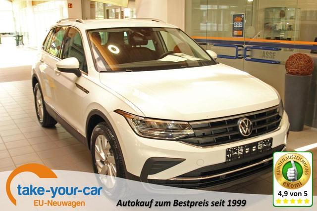 Volkswagen Tiguan - 1.5 TSI Life, Facelift, Navi, Kamera, 18-Zoll, 5 Jahre Garantie Vorlauffahrzeug