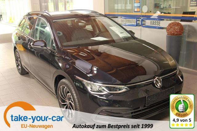 Volkswagen Golf Variant - VIII 1.5 TSI Life, Kamera, Navi, Parklenk, 4 Jahre Garantie Vorlauffahrzeug