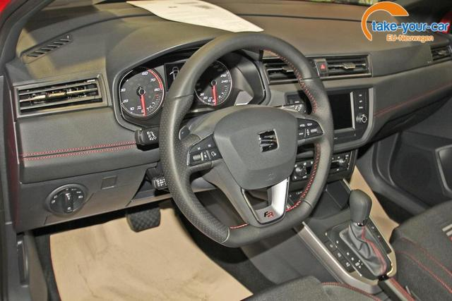 Seat Arona 1.0 TSI DSG FR, LED, Kamera, 5 Jahre Garantie