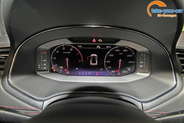 Seat Arona 1.0 TSI DSG FR, Navi, AHK,LED, Kamera, Parklenk, 5-J Garantie,virtual