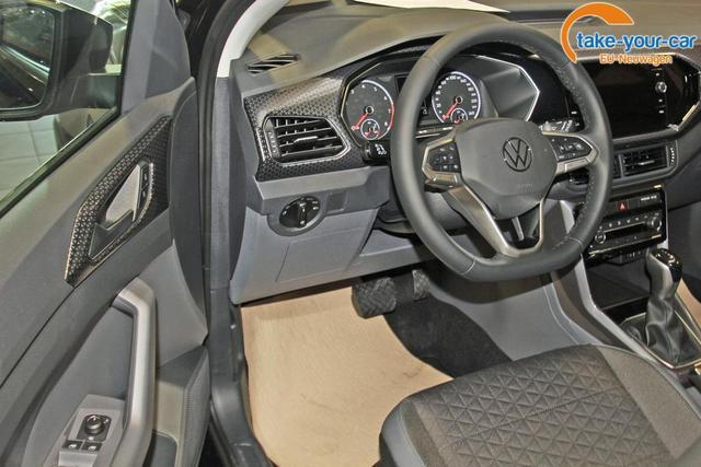 Volkswagen T-Cross 1.5 TSI DSG Style, Navi, 18-Zoll, Kamera