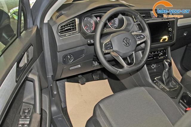 Volkswagen Tiguan 1.5 TSI ACT, LED, Winterpaket, ACC, 17-Zoll