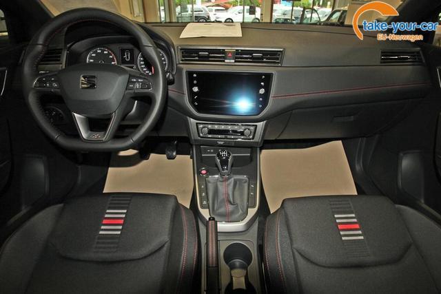 Seat Arona 1.0 TSI FR, Navi, LED, AHK, Kamera, Parklenk, 5-J Garantie