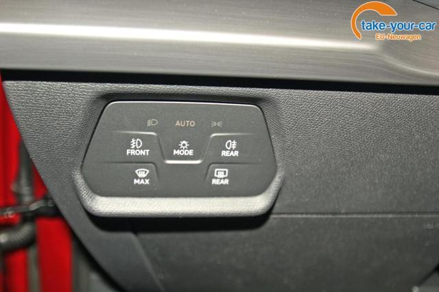 Seat Leon Sportstourer ST 1.5 eTSI DSG FR, Navi, Kamera, ACC, LED, 18-Zoll, Side
