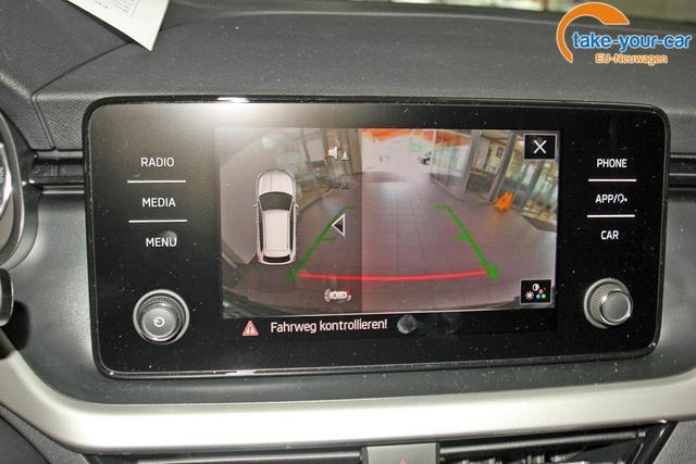 Skoda Kamiq 1.0 TSI DSG Ambition, LED, Kamera, DAB, Climatronic, 5 Jahre Garantie