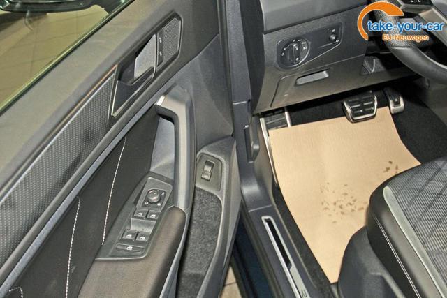 Volkswagen Tiguan 2.0 TDI DSG 4-M R-LINE, HUD, AHK, 20-Zoll
