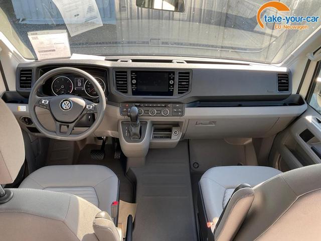 Volkswagen Grand California 600 2.0 TDI DSG, AHK, Assistenz, Markise