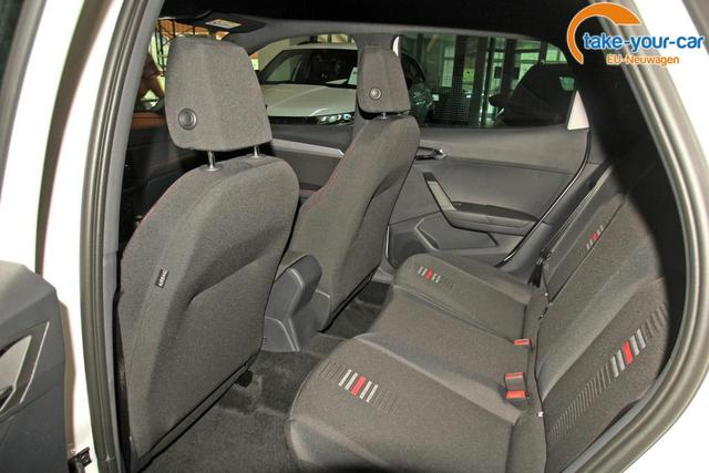 Seat Arona 1.0 TSI FR, Navi, Kamera, Parklenk, 5-J Garantie