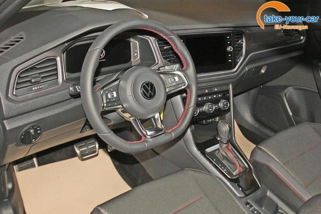 Volkswagen T-Roc Sport 1.5 TSI DSG R-LINE, Assistenz, Kamera
