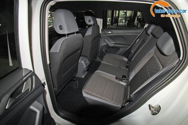 Volkswagen T-Cross 1.5 TSI DSG R-LINE, Navi, ACC, LED