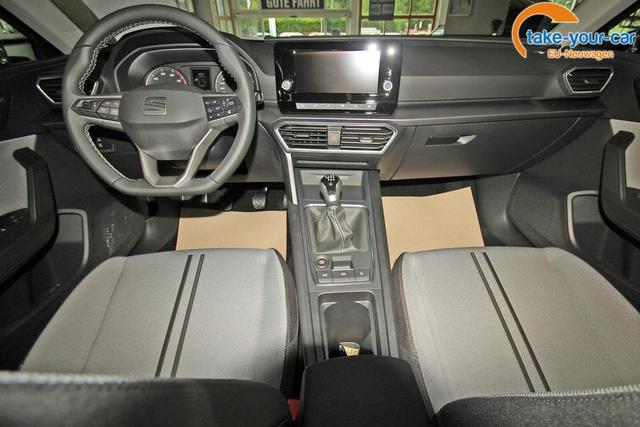 Seat Leon Sportstourer ST 1.5 TSI Style, Kamera, Winterpaket, LED