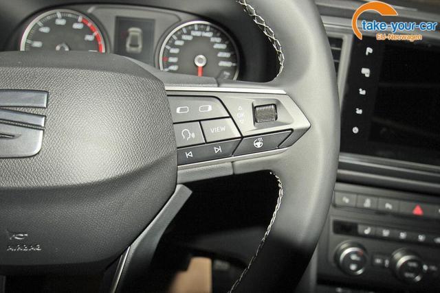 Seat Ateca 1.5 TSI DSG Style, LED, Parklenk, Navi