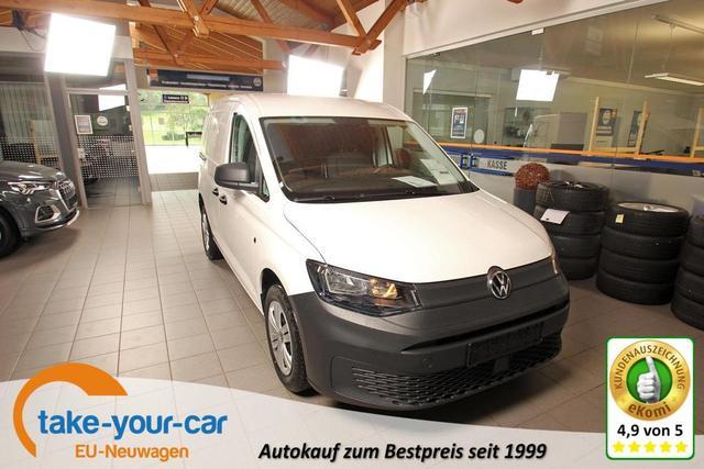 Volkswagen Caddy Kastenwagen - 1.5 TSI Cargo, Heckflügel, Klima, 4 Jahre Garantie Vorlauffahrzeug