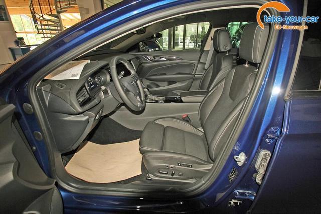 Opel Insignia Country Tourer 1.5 CDTI ST Business Elegance, AHK, Leder, IntelliLux