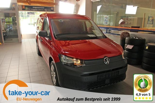 Volkswagen Caddy Kastenwagen - Maxi 2.0 TDI Cargo, Klima, Einparkhilfe Vorlauffahrzeug