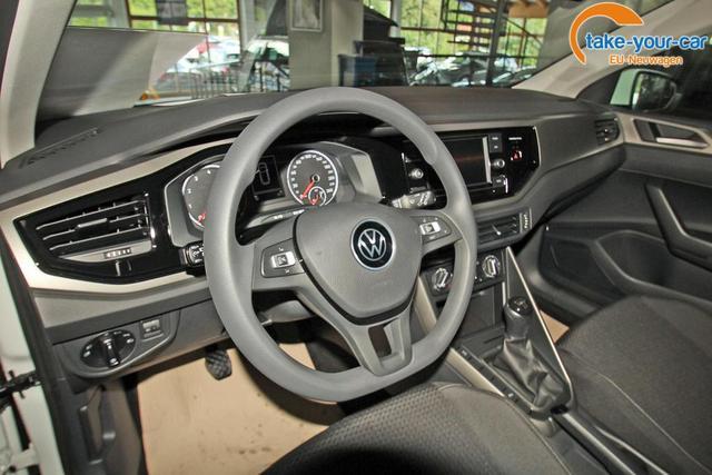 Volkswagen Polo 1.0 TSI Comfortline, AppConnect, Sitzheizung, 4 Jahre Garantie
