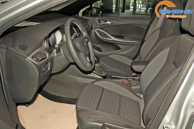 Opel Astra 1.2 Turbo GS-Line, LED, Kamera, Navi, Winterpaket
