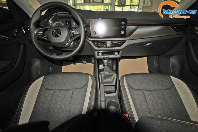 Skoda Kamiq 1.5 TSI Style, LED, Sitzheizung, 5 Jahre Garantie