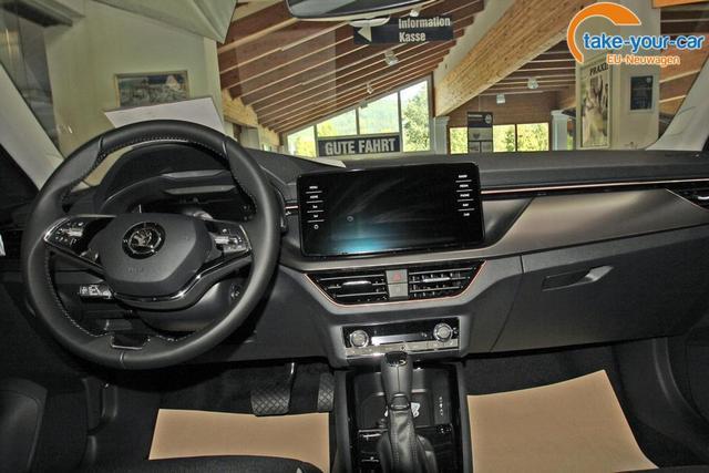 Skoda Kamiq 1.0 TSI DSG Style, Navi, Cockpit, ACC, 5 Jahre Garantie