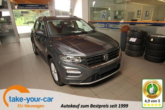 Volkswagen T-Roc - 1.0 TSI Style, ACC, Winterpaket, MirrorLink Vorlauffahrzeug