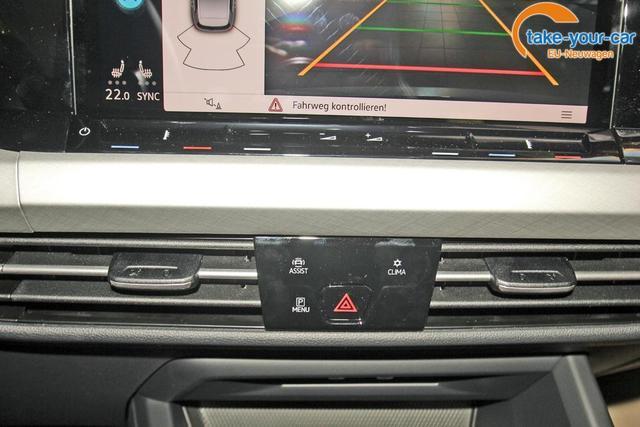 Volkswagen Golf VIII 1.5 TSI Life, Kamera, ACC, 4 Jahre Garantie