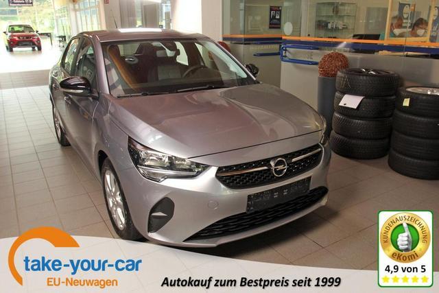 Opel Corsa - F 1.2 Edition, Kamera, Alu, Sitzheizung, sofort Vorlauffahrzeug