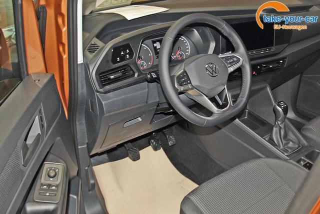 Volkswagen Caddy 2.0 TDI, Navi, Kamera, Winterpaket
