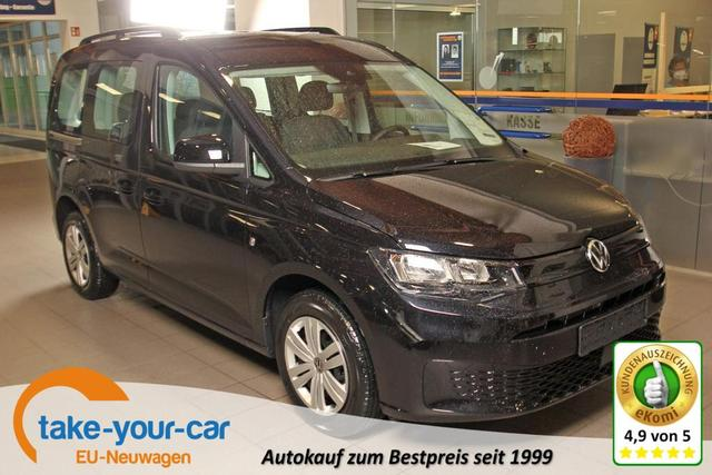 Volkswagen Caddy - 1.5 TSI, Navi, Winter, Climatronic, sofort Vorlauffahrzeug