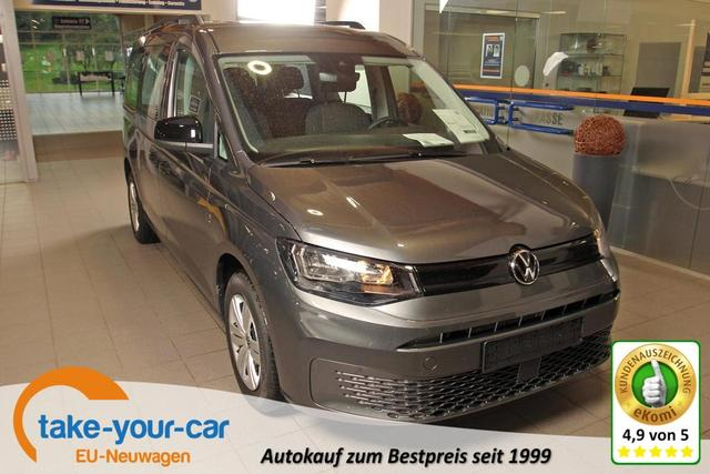 Volkswagen Caddy Maxi - 1.5 TSI, 7-Sitzer, Navi, Winter, Climatronic Vorlauffahrzeug